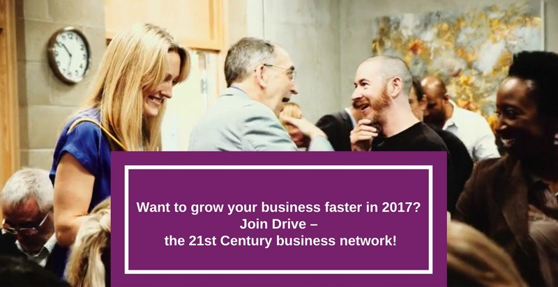 Drive Cambridge Business Networking