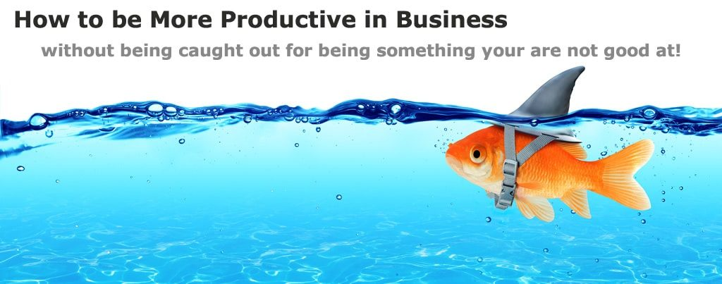 How to be More Productive in Business