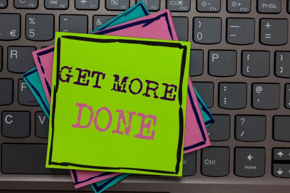 Get More Done Productivity