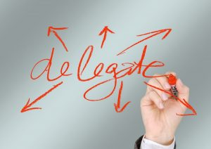 How business processes will help you delegate in business